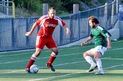 At Jr. Seau Field 3-11-2012