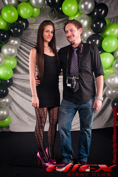 Effex: Carri's Birthday 2012 - Photo Booth