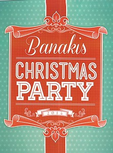 Banakis Christmas Party