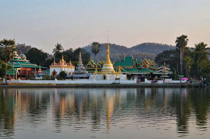 The Mae Hong Son loop, North Thailand