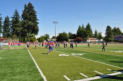 2014 Canby Youth Varsity Football