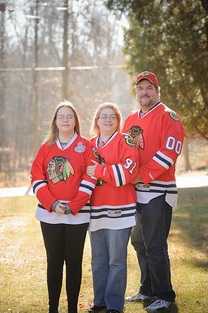 Sonnefeldt Family