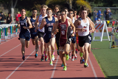 Irvine Invitational boys
