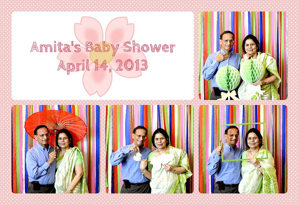 Amita's Baby Shower