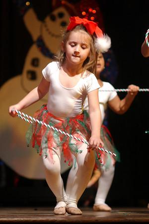 Peppermint Candy Canes - Kindergarten Ballet
