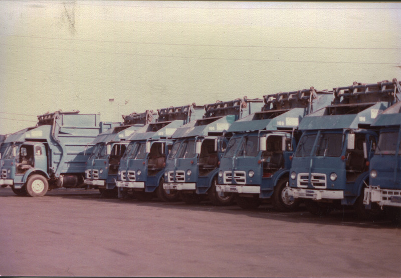 Fleet shot ca. 1968
