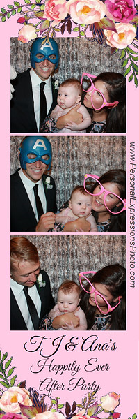 2019 - Tj's and Ana's Reception