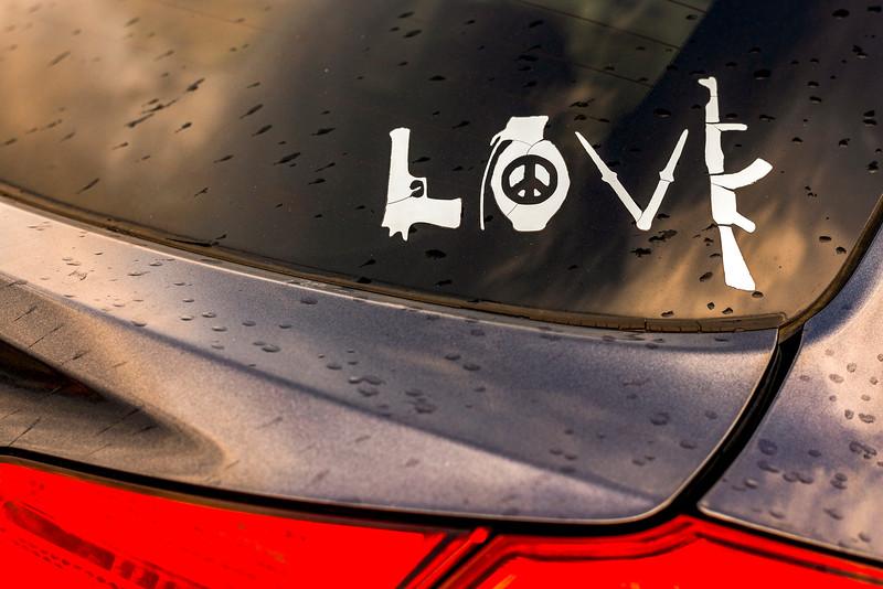 Love Guns Tears