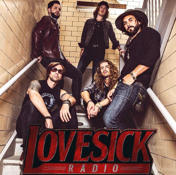 BAND OF THE WEEK~LOVESICK RADIO