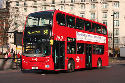 First London Capital and East (Double Deckers)