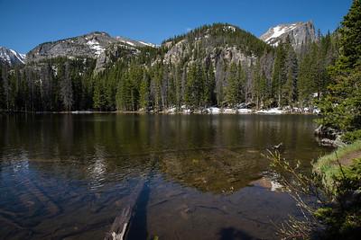 Bear and Dream Lakes