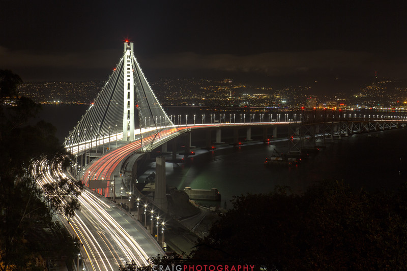 The New Bay Bridge #1