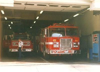 LTI Demo Ladder Truck