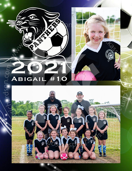 The Panthers Soccer 2021