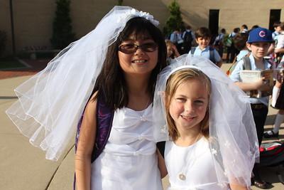 2nd Grade Holy Communion Celebration