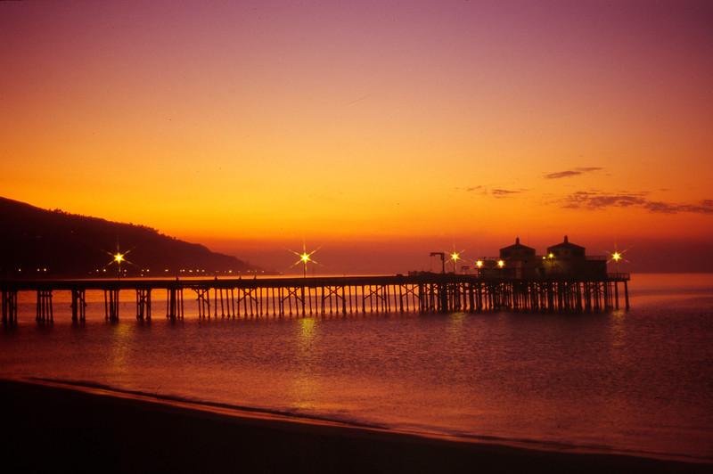 Malibu Pier Sunset.jpg
