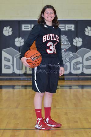 2012-2013 BHS Basketball Team Photos