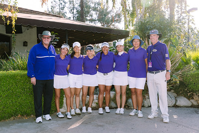 2018 DBHS Girls Golf CIF Semi