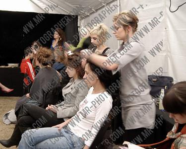 La Zona Rosa Fashion Show December 12, 2008
