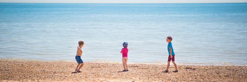 2018 - Bexhill beach day August 003