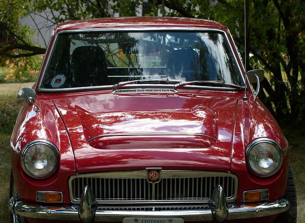 Merrickville Car Show