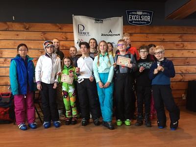 Team Blizzard - Ski Challenge