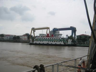 Day 68 - 22 October - Saigon - On the Way to Can Gio