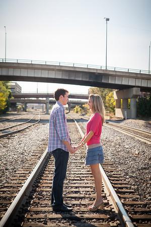 Elizabeth and Blaine engagements