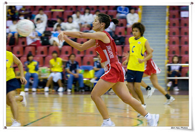 2008 - 6th Asian Youth Netball Championship