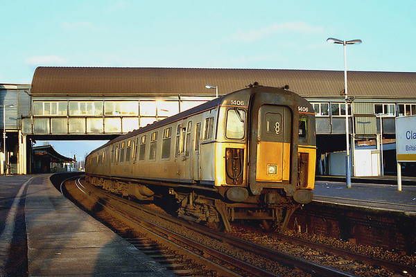 11th January 2003: Vauxhall and Clapham Junction