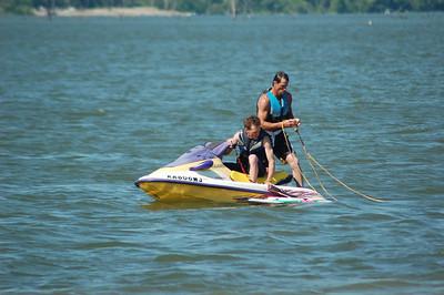 At the Lake 5-25-08