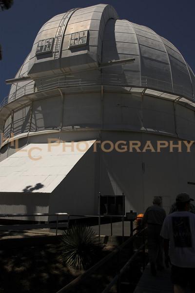 Mt. Wilson Observatory 7/21/07