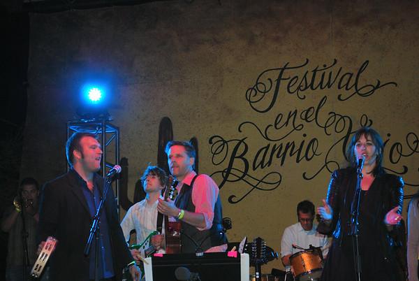 Festival en el Barrio Viejo, Tucson, AZ 2011