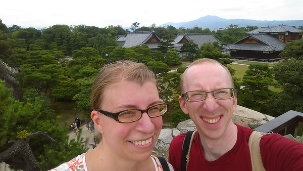 Day 10: Nijo Castle