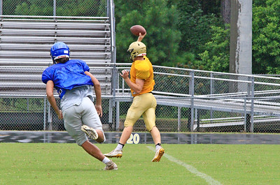 Draughn Wildcats vs RS Central Scrimmage 8-10-2019