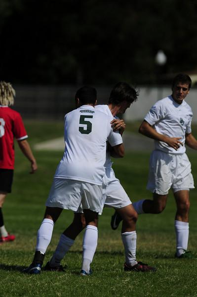 BU Soccer 2009