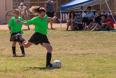 Jaguars Soccer 2012