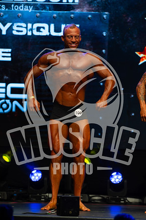 Mens Classic Physique Novice Overall