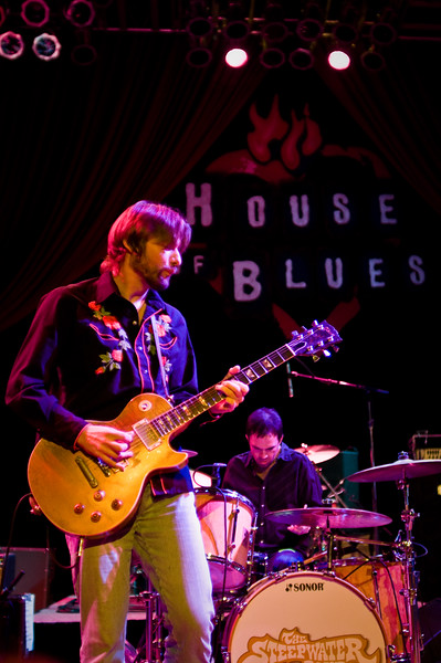 The Steepwater Band @ House of Blues 08.01.09