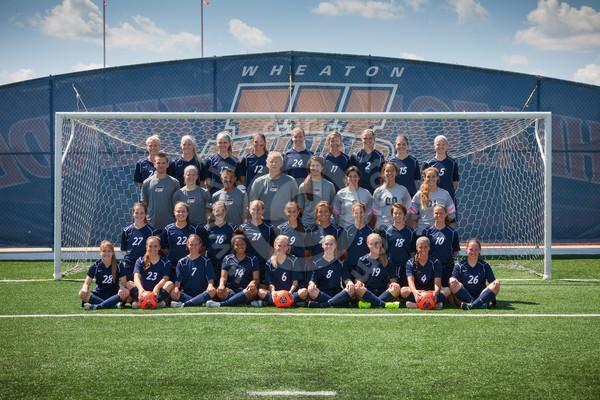 Wheaton College 2015 Women's Soccer