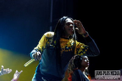 Big Freedia ~ Voodoo Music and Arts Experience ~ 11-1-2014