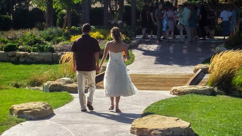 Erica's Wedding III