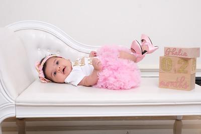 Ghalia turns 2