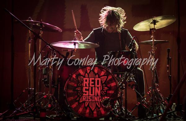 2016 Red Sun Rising