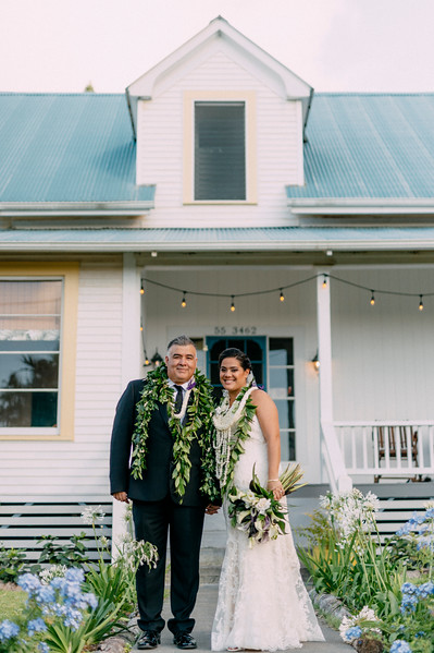Melissa + Chris // Hawi Wedding