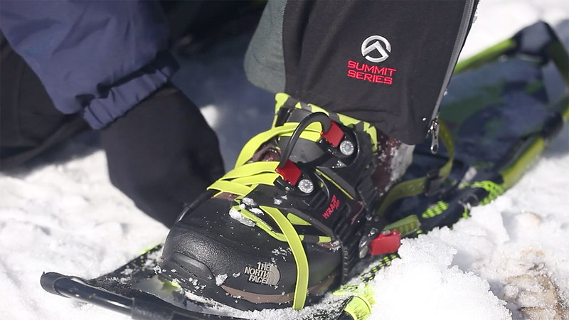 Snowshoe Magazine - The North Face Gear Review.mp4
