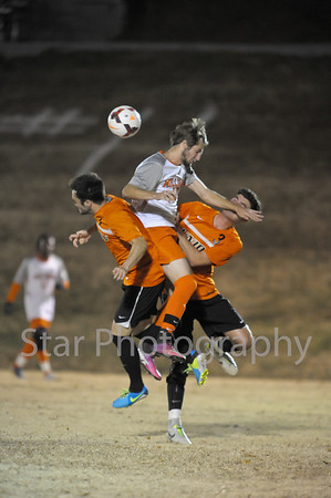 Milligan vs Union Men 11-6-2013