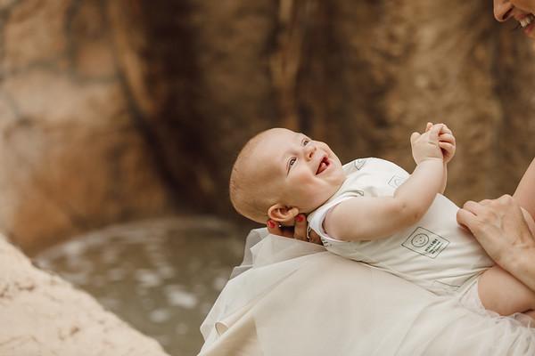 Matheos Baptism