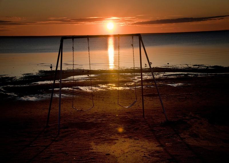 Swing in the  Sunset  - Copy.jpg