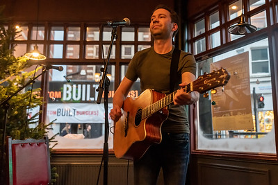 Ealing Eclectic - Drapers Arms - Dec 2018